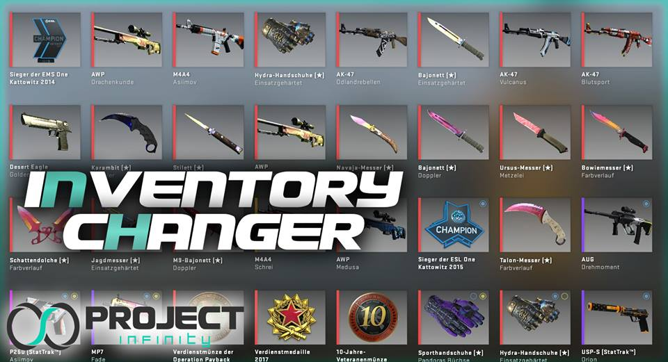 Inventory Changer